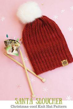 Knit a Santa Slouche