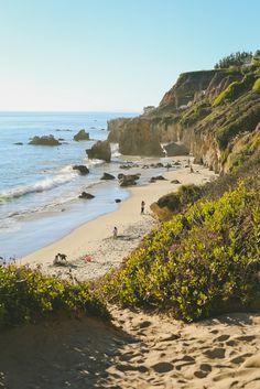 El Matador Beach, Malibu (California) - on the PCH
