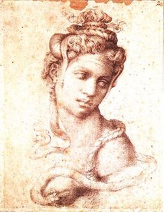 Cleopatra, 1534 - Miguel Ángel