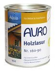 Auro Holzlasur  Aqua Nr. 160 - looks like the perfect paint for wooden toys.