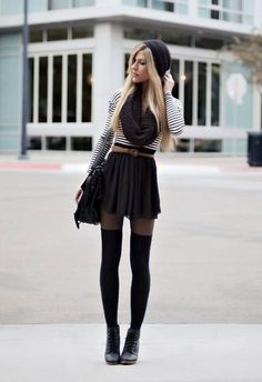 Winter Wardrobe: Trendy Tights and Sophisticated Socks | Her Campus