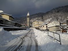 Taipana nel Taipana, Friuli Venezia Giulia