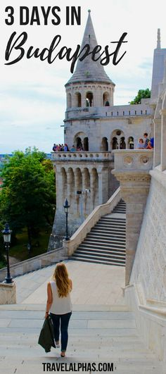 Looking for some Budapest travel inspiration? Here is the ultimate travel guide to three days in Budapest, Hungary, including the city's best museums, restaurants, ruin bars, tours, and more!