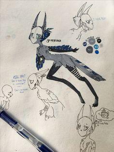 Avifauna by Serena Stark / Lil Green Dino