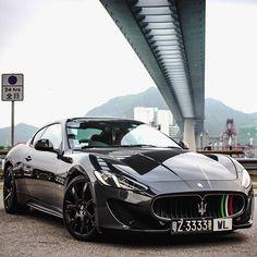 Maserati Granturismo Sport Check Out @wolf_millionaire for our GUIDES To GROW Followers & Make MONEY @wolf_millionaire CLICK LINK IN BIO FREE GUIDES-> www.WolfMillionaire.com Check Out @wolf_millionaire #WolfMillionaire Photo by @hkcars #Maserati #GranTur Ferrari, Maserati Gt, New Sports Cars, Sport Cars, My Dream Car, Dream Cars, Maserati Granturismo Sport, Maserati Ghibli, Lamborghini Gallardo