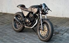 Photo Gallery | Island Motorcycles  Yamaha Scorpio Custom motorcycle