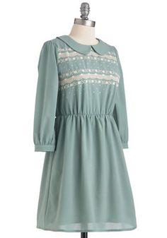 Brunch Beautiful Dress, #ModCloth