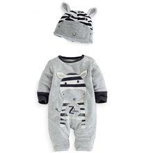 Babykleertjes pasgeboren leuke stijl casual kleding volledige mouwen baby jongen/meisje kleding nieuwe 2015 herfst mode(China (Mainland))