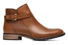 Eden ADALINE (Marron) - Bottines et boots chez Sarenza (235594)