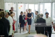 Princess Diana in Russia, 1995 Pictures