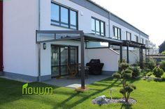 Terrassenüberdachung - Novum-Wintergarten.de