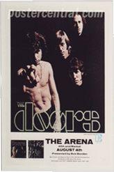 Door concert poster