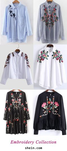 601a8e90 58 Best ROSE EMB images | Embroidered clothes, Embroidery ...