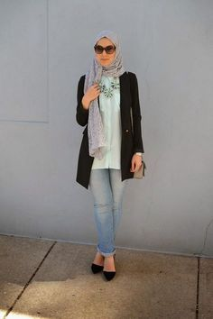 Blazer for ur hijab