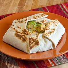 Crunch Wraps-- like Taco Bell!!