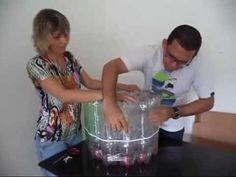Ganhe dinheiro fazendo Luminaria de CD e DVD - Reciclados - YouTube