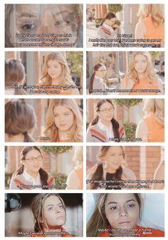 Bonus Scene: Alison and Mona....