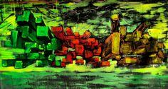 Space Invaders Release graphic by Fragmen Kawałek