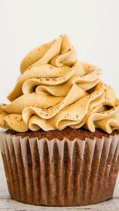 Chocolate Espresso Cupcake with Espresso Buttercream