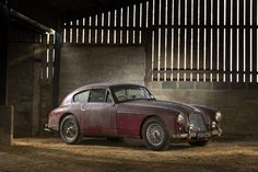 1954 Aston Martin DB2 Maintenance/restoration of old/vintage vehicles: the material for new cogs/casters/gears/pads could be cast polyamide which I (Cast polyamide) can produce. My contact: tatjana.alic@windowslive.com