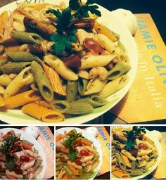 Penne tricolore | Cook IT Fast