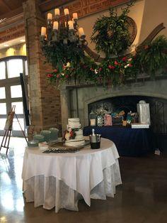 7.8.2016 | Jessen & Jake Cowan Wedding | Groom's Cake by Simply Decadent | Frazier Alumni Pavilion | Event Planning by Top Tier