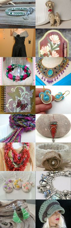 Bursting with Beauty by Clemmie Sheffield on Etsy--Pinned with TreasuryPin.com