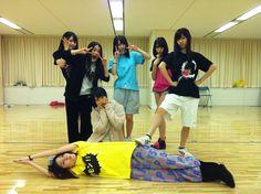 田野優花 - Google+ - このメンバーでご飯! 12期。 とってもたのしー だがしかし!…