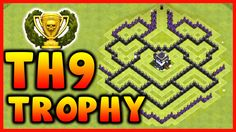 cool Clash of Clans - DEFENSE STRATEGY - Townhall Level 9 Trophy Base Layout  (TH9 Defensive Strategies)  Clash of Clans best defense strategies for Townhall Level 9 bases! Make sure you max out Town Hall 9 for best defense & attacks! COMMENT: Which To...http://clashofclankings.com/clash-of-clans-defense-strategy-townhall-level-9-trophy-base-layout-th9-defensive-strategies/