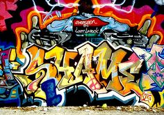 krs one graffiti - Google Search