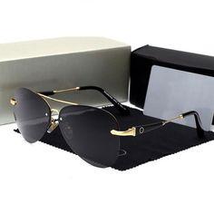 Benz Polarized Sunglasses Men 2018 Mercedes Glasses Brand Man With Brand Box Shades For Men, Sun Shades, Mercedes Benz, Polarized Aviator Sunglasses, Men's Sunglasses, Glasses Brands, Mens Glasses, Aluminium, Vintage Men