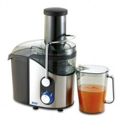 Boss Pulpmix 800 Watt Juice Extractor Thermal Fuse for safety LED Control Panel Stainless Steel Juicing Mesh Dual Lock for enhance safety Easily removable & washable strainer 2 Variable Speed 2 Years Motor Warranty Boss India, Juice Extractor, Citrus Juicer, Cute Fruit, Hand Blender, Fresh Fruit, Cool Kitchens, Mixer, Food Processor Recipes