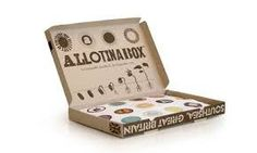 ALLOTINABOX! Love this!