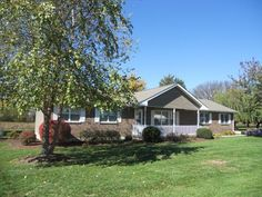Very nice three bedroom, two bath central heat and air .ranch style home in town. Home features open living room, dining room and kitchen with lots of cabinets. Has a nice size laundry room, with washer and dryer included and a one car attached garage. Outside has nice landscaping with nice shade trees in Licking MO