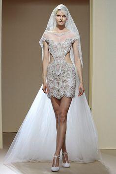 Azzedine Alaia Wedding Dresses Axxedine alaia