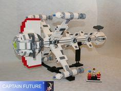 LEGO Ideas - Captain Future Comet