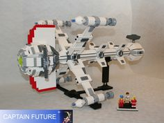 LEGO Ideas - Captain Future Comet