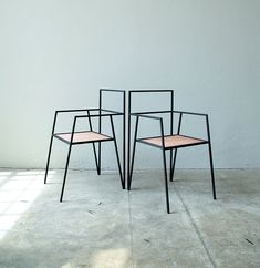 wire framed chairs from RIES furniture and more inspiration for your fridays on jojotastic.com