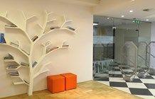 Półka drzewo - zdjęcie od Inspirujace półki
