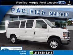 2014 Ford E-Series Wagon E-350 SD XLT 24k miles $24,499 24663 miles 215-688-5244 Transmission: Automatic  #Ford #E-Series Wagon #used #cars #PacificoMarpleFordLincoln #PikeBroomall #PA #tapcars