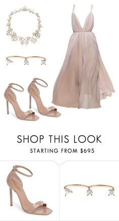 """Untitled #172"" by nuage-orage on Polyvore featuring Yves Saint Laurent and Delfina Delettrez"