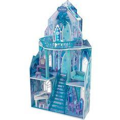 Wooden Frozen Ice Castle