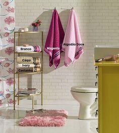Jogo de Banho 2 Peças Karsten - Kênia Ivory O jogo de banho é composto por 43029da9965cd