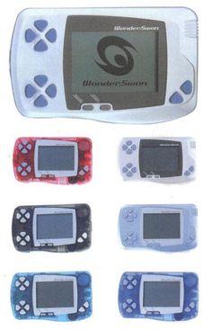 Handheld Video Games, Game & Watch, Retro, Nintendo Consoles, Swan, Videogames, Hardware, Consoles, Swans