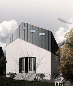 Rénovation surélévation maison individuelle