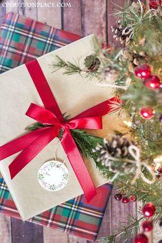 Happy christmas gift lusher