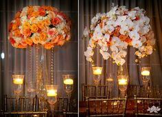 Lets Talk Centerpieces » Vo Floral Design