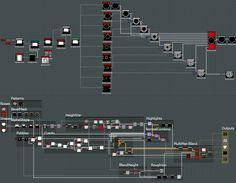 ArtStation - Fan Pattern procedural - Skara, Imanol Delgado