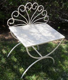 Hollywood regency vanity bench, etsy