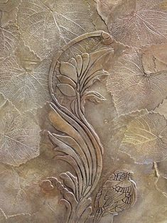 Searched Term: plaster relief wall art